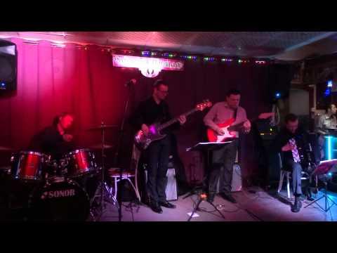 MAIN STREET(французский аккордеон) - BLUES FOR SCOTT (Кафе Соборная Площадь 25.04.2015)