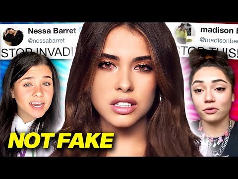 Madison Beer CALLED OUT For LYING To Her Fans, Avani DRAGGED, Sway House & Nessa INVADED..
