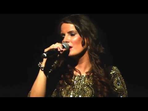 Cathy Maguire sings One Starry Night