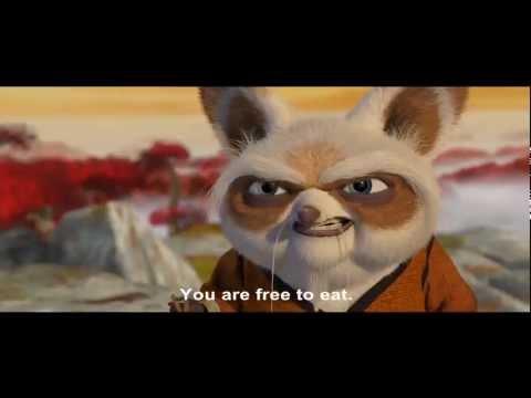 Kung Fu Panda Phần 1 cảnh luyện võ