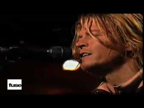 Puddle Of Mudd - Live 7th Avenue Drop (Full TV Performance 2003) HD