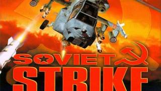 CGRundertow SOVIET STRIKE for PlayStation Video Game Review