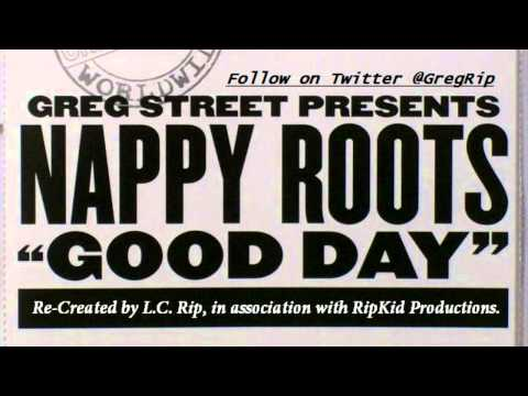 Nappy Roots  Good Day Instrumental w Hook