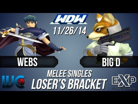 WDW 11/26/14 - Webs (Marth) vs. Big D...
