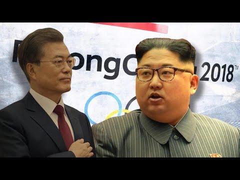 North Korea agrees to talks with South Korea ahead of Olympics
