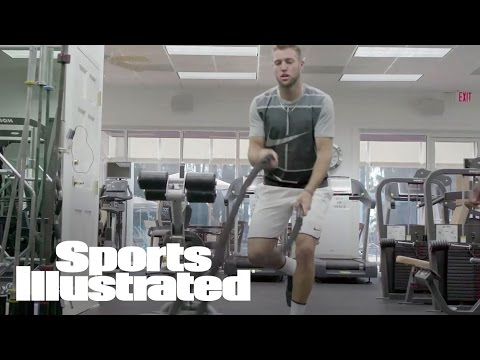 Training With Professional Tennis Player Jack Sock | Sports Illustrated