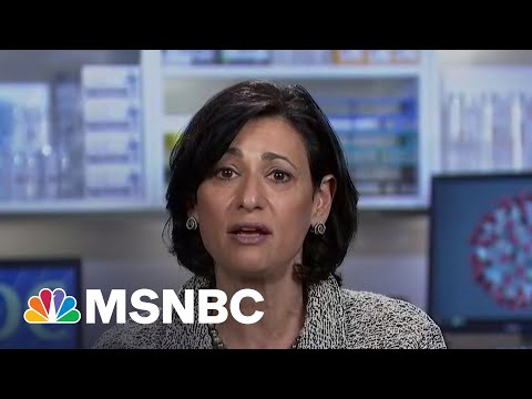 CDC Director: The More Who Get Vaccinated, The Less Disease We Have   Morning Joe   MSNBC