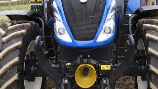 Nowe traktory New Holland z serii T5 i T6