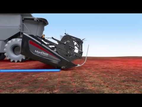 FD75 FlexDraper® FlexFloat Technology