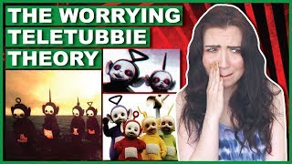 Gambar cover The Teletubbie Theory Everyone Is Worried About