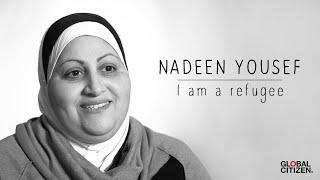 I AM A REFUGEE: Nadeen Yousef