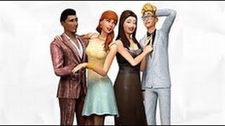 The sims 4..... Inizio con un primo fail(The sims 4 stuff pack festa di lusso)
