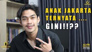Kehidupan Anak Jakarta, #Obrolan UIGanteng   Alvin P (Teknik Mesin, FT UI 2020)
