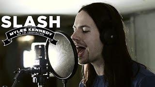 Slash feat. Myles Kennedy - Avalon (Full band cover w/ Fabian Miller)