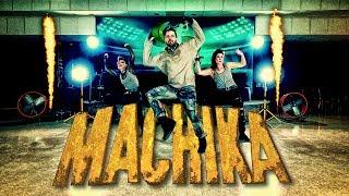 Machika - J. Balvin, Jeon, Anitta l Dance l Chakaboom  Fitness l Coreografia l choerography l zumba