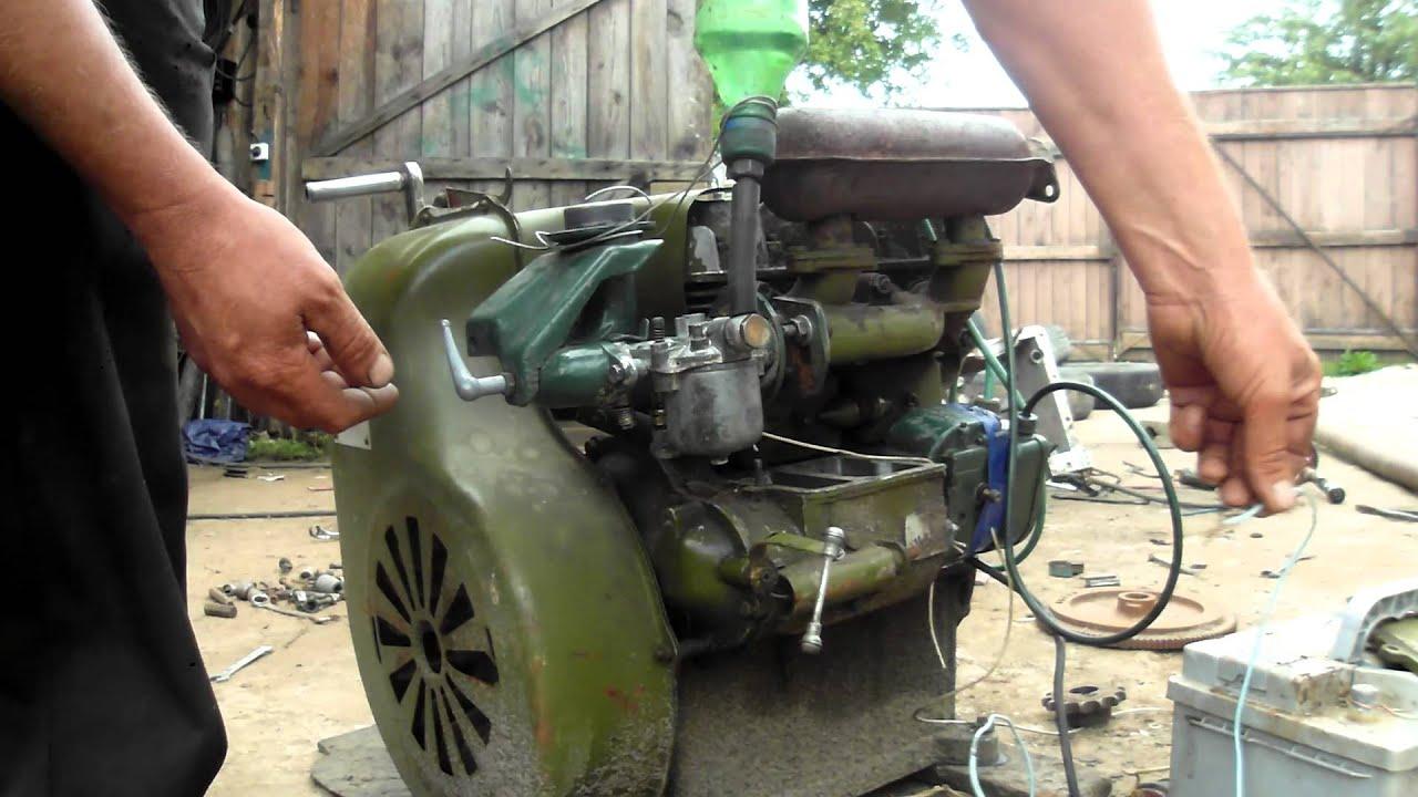 промежуточная пластина на китайский двигатель для минитракторов .