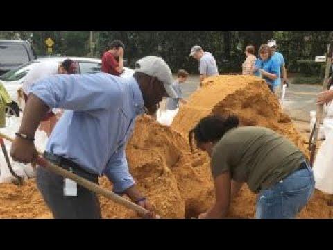Hurricane Michael bears down on Florida
