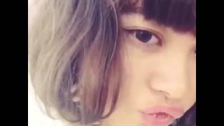ViVi専属モデルの玉城ティナちゃん.