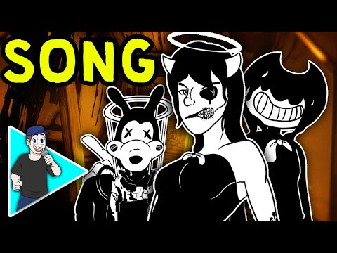 "BENDY AND THE INK MACHINE CHAPTER 4 SONG ""Rivers of Mayhem"" by TryHardNinja"