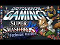 Super Smash Bros. Technical Play Special - Did You Know Gaming? Feat. Yungtown