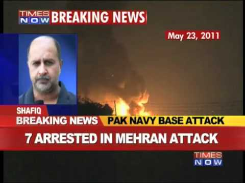 7 arrested in Pak naval attack