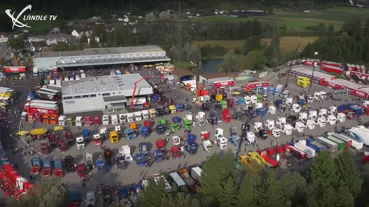 Lndle Truckshow 2019 - Bludesch - Aktuelles zu Kultur und