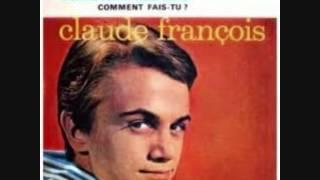 claude françois ( des bises de moi pour toi ) version regiesigle