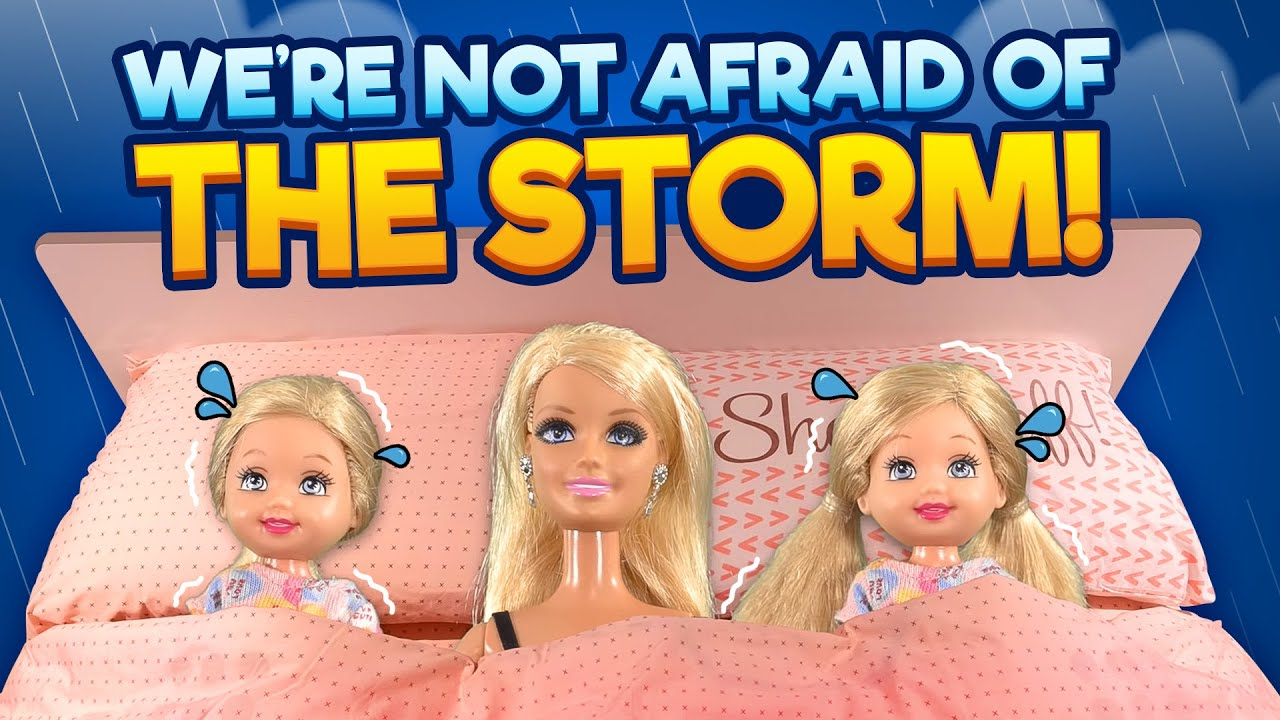 Barbie - We're Not Afraid of the Storm! | Ep.294