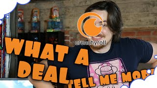 Crunchyroll? Tell Me More! - GrumpOut thumbnail