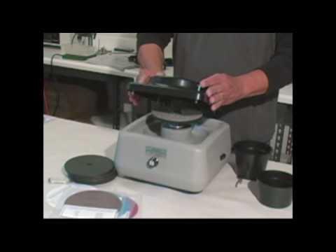 Ameritool Inc  Universal Grinder Setup and Use