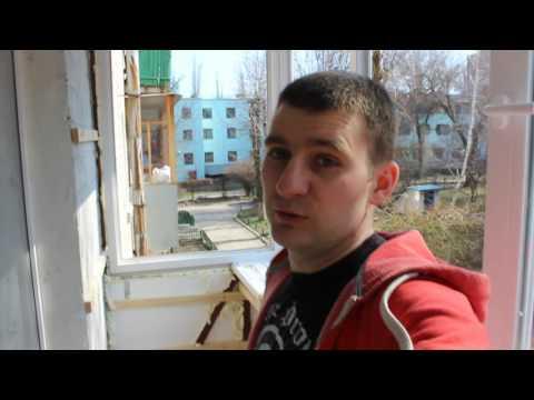 Балкон под ключ на проспекте Гагарина в хрущевке
