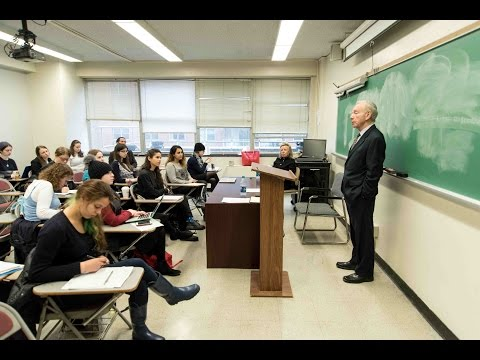 Beyond The Headlines: Students Gain Personal Insight Into World Events From Political Insiders