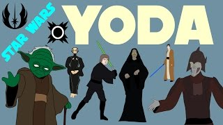 Star Wars History: Yoda (Complete - New Canon)