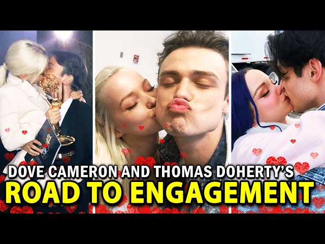 Inside The Relationship of Dove Cameron & Thomas Doherty