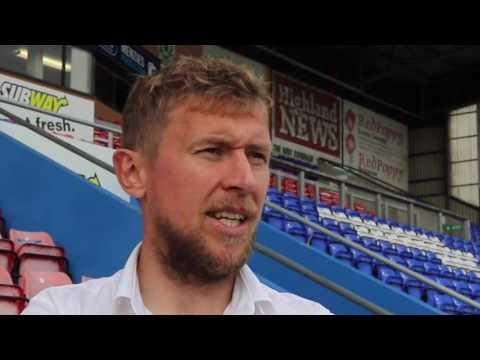CaleyJagsTV : Richie Foran Match Reaction v St Johnstone : 27/08/16