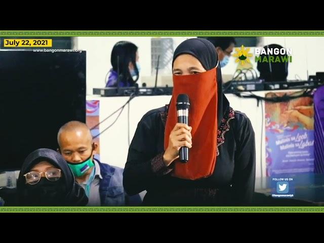 [MARAWI REHABILITATION] [REPLAY] Kapamagusai (Talakayan) sa TFBM | July 22, 2021