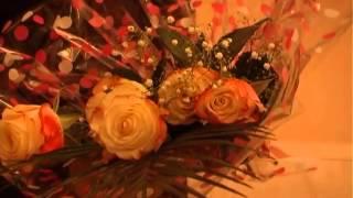 Изумрудная свадьба в городе Белово