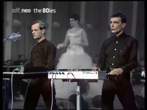 Kraftwerk - Das Model, Na Sowas - ZDF German Television