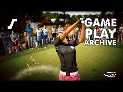 Chambers Bay 18 (Rory McIlroy's PGA Tour   PS4)