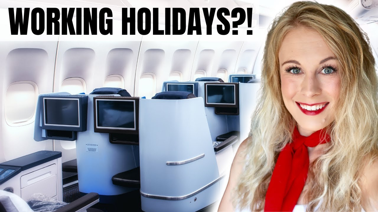FLIGHT ATTENDANT LIFE | Holiday Weekend on Reserve!