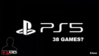38 Ps5 Games Confirmed  Opm ; June Is Biggest Month For Gaming This Year; Xbox Sx  Pre-orders Live?