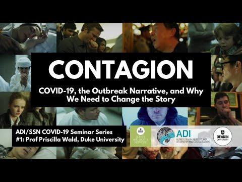ADI/SSN COVID-19 Seminar Series, #1: Professor Priscilla Wald, Duke University