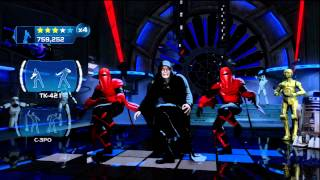Kinect Star Wars: Galactic Dance Off - Ghost 'n' Stuff(Extended)