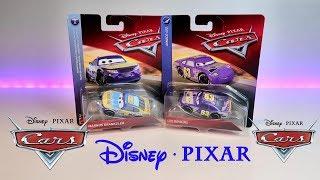 Disney Pixar Cars Toy Unboxing - Markus Krankzler & Lee Revkins - Diecast