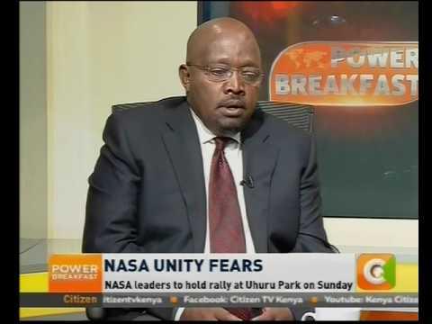 Power Breakfast News Review : NASA unity fears
