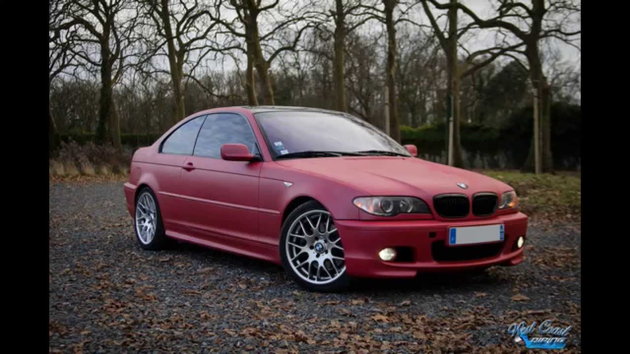 Dip Covering Bmw 330cd E46 Youtube