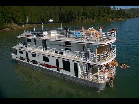 titan houseboat tour august 2016 youtube. Black Bedroom Furniture Sets. Home Design Ideas