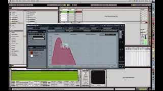 Dealing with clashing bass frequencies using Melda Production plug-ins