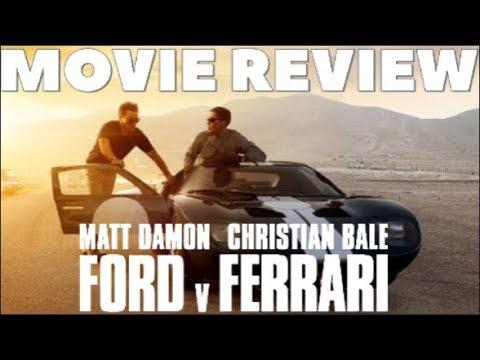 Ford v Ferrari (Le Mans '66) - Movie Review