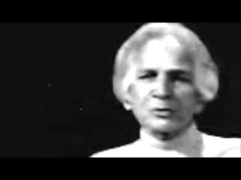 U.G. Krishnamurti - We're All Machines
